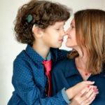 Масловы: Кирилл и мама Ольга
