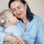 Болдыревы: Семён и мама Евгения