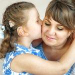 Васильевы: Мама Татьяна и Саша